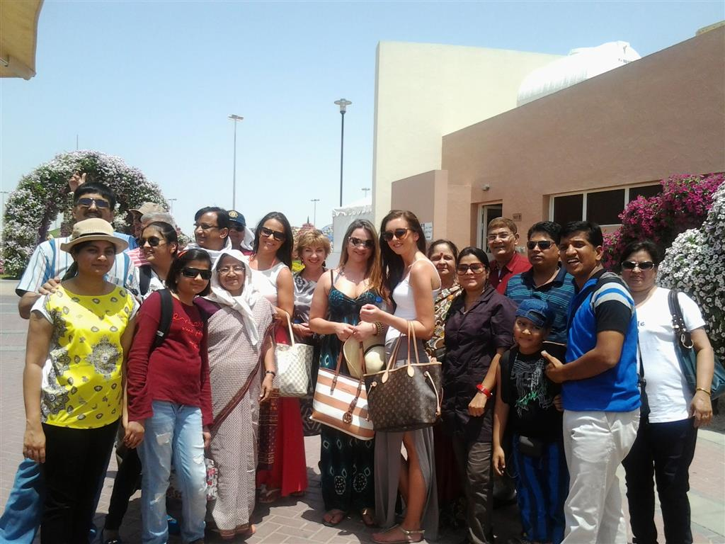 Destination Tours and Travels Gallery DUBAI GROUP TOUR