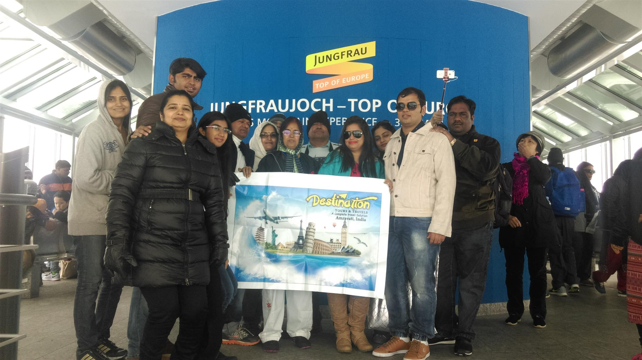 Destination Tours and Travels Gallery EUROPE GROUP DEPARTURE